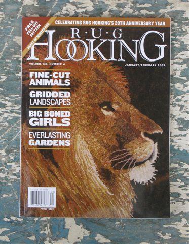 Rug Hooking Magazine The Woolen Needle