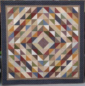 Julie's Quilt 2012