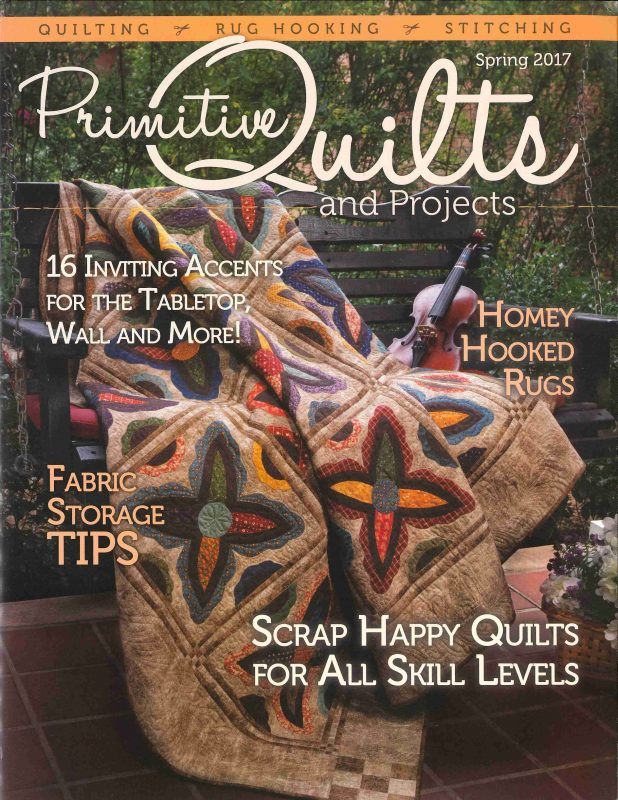 Primitive Quilts and Projects Spring 2017 - The Woolen Needle : primitive quilts and projects - Adamdwight.com